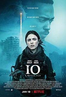 poster IO (2019)