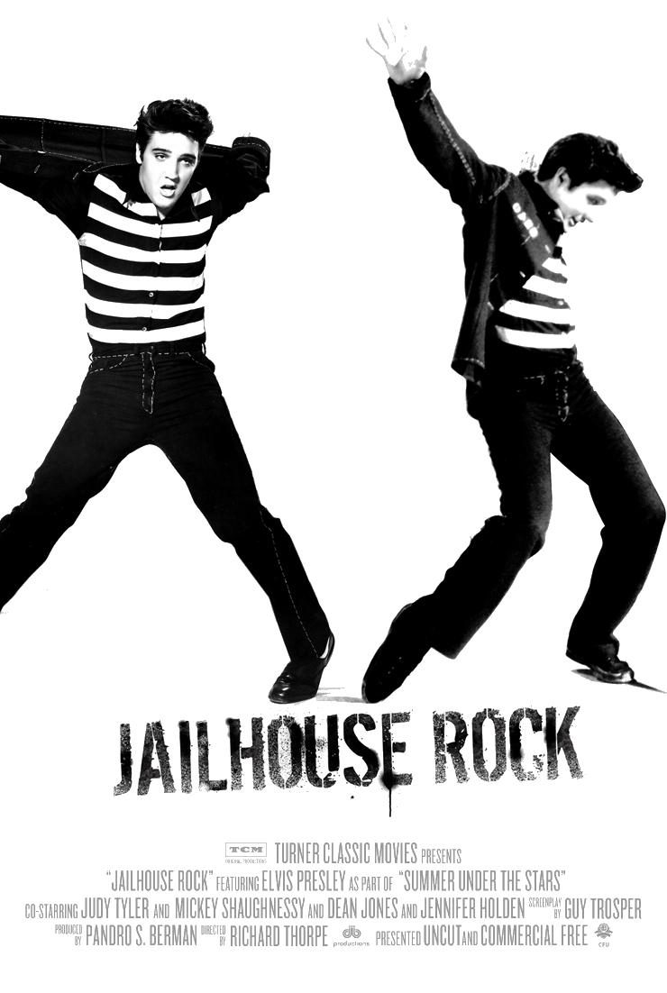 poster Jailhouse Rock (1957)