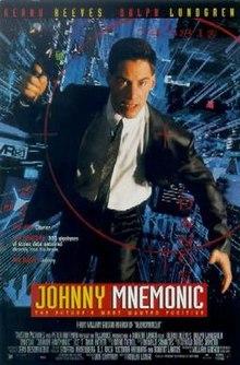 poster Johnny Mnemonic (1995)