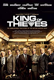 poster King of Thieves (2018)