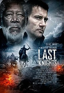 poster Last Knights (2015)
