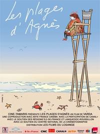 poster Les Plages d'Agnes (2008)