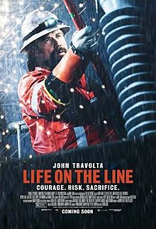 poster Life on the Line (2015)