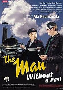 poster Mies vailla menneisyytta (2002)