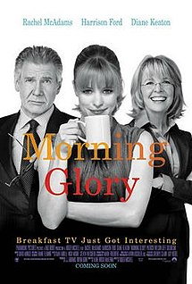 poster Morning Glory (2010)