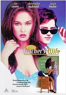 poster My Teacher's Wife (1995)
