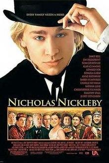 poster Nicholas Nickleby (2002)