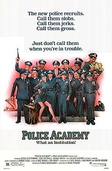 poster Police Academy (1984)