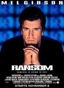 poster Ransom (1996)