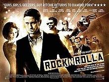 poster RocknRolla (2008)