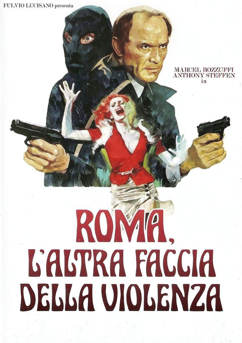 poster Roma, l'altra faccia della violenza (1976)