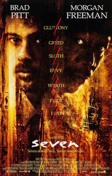 poster Se7en (1995)