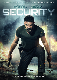 poster Security (2017)