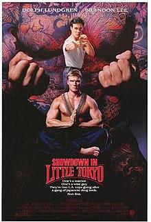 poster Showdown in Little Tokyo (1991)