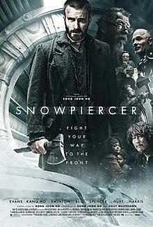 poster Snowpiercer (2013)