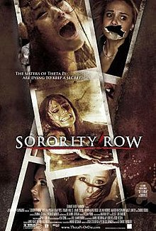 poster Sorority Row (2009)