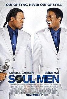 poster Soul Men (2008)