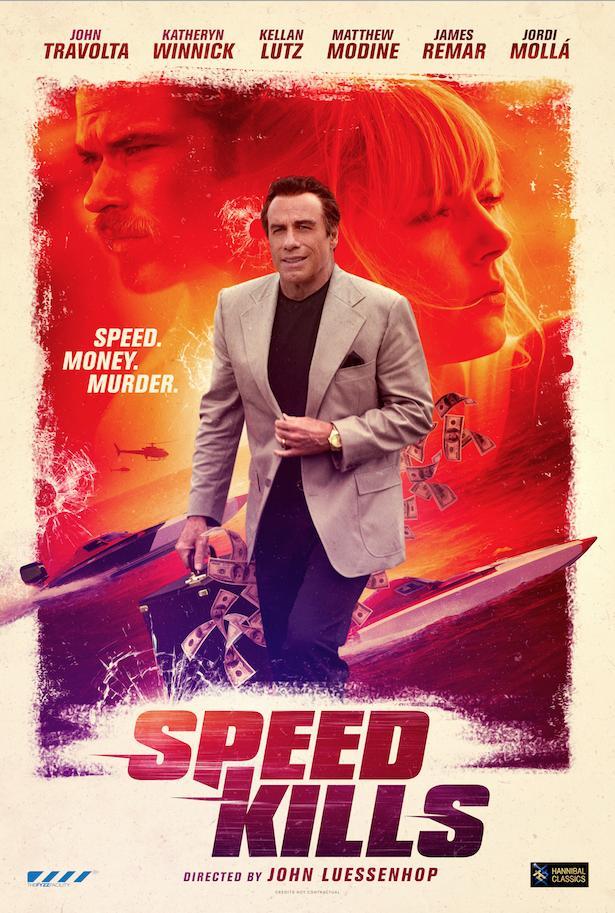 poster Speed Kills (2018)