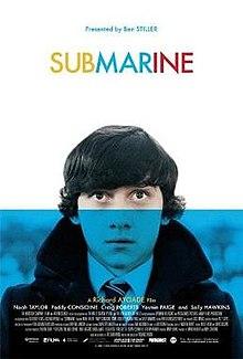 poster Submarine (2010)