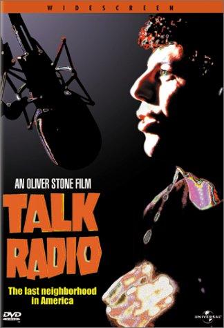 poster Talk Radio (1988)