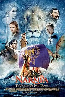 poster The Chronicles of Narnia The Voyage of the Dawn Treader (2010)