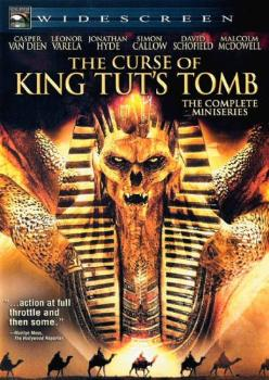 poster The Curse of King Tut's Tomb (TV Movie 2006)