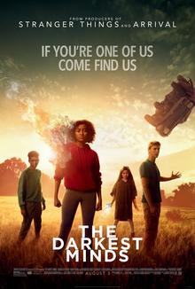 poster The Darkest Minds (2018)