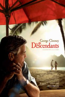 poster The Descendants (2011)