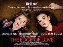 poster The Edge of Love (2008)