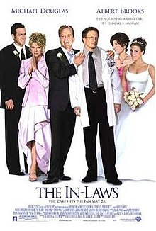 poster The In-Laws (2003)