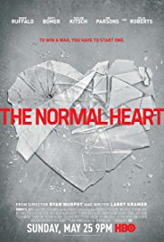poster The Normal Heart (2014)