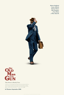 poster The Old Man & the Gun (2018)