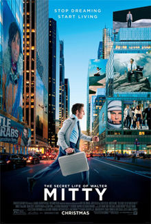 poster The Secret Life of Walter Mitty (2013)