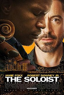 poster The Soloist (2009)