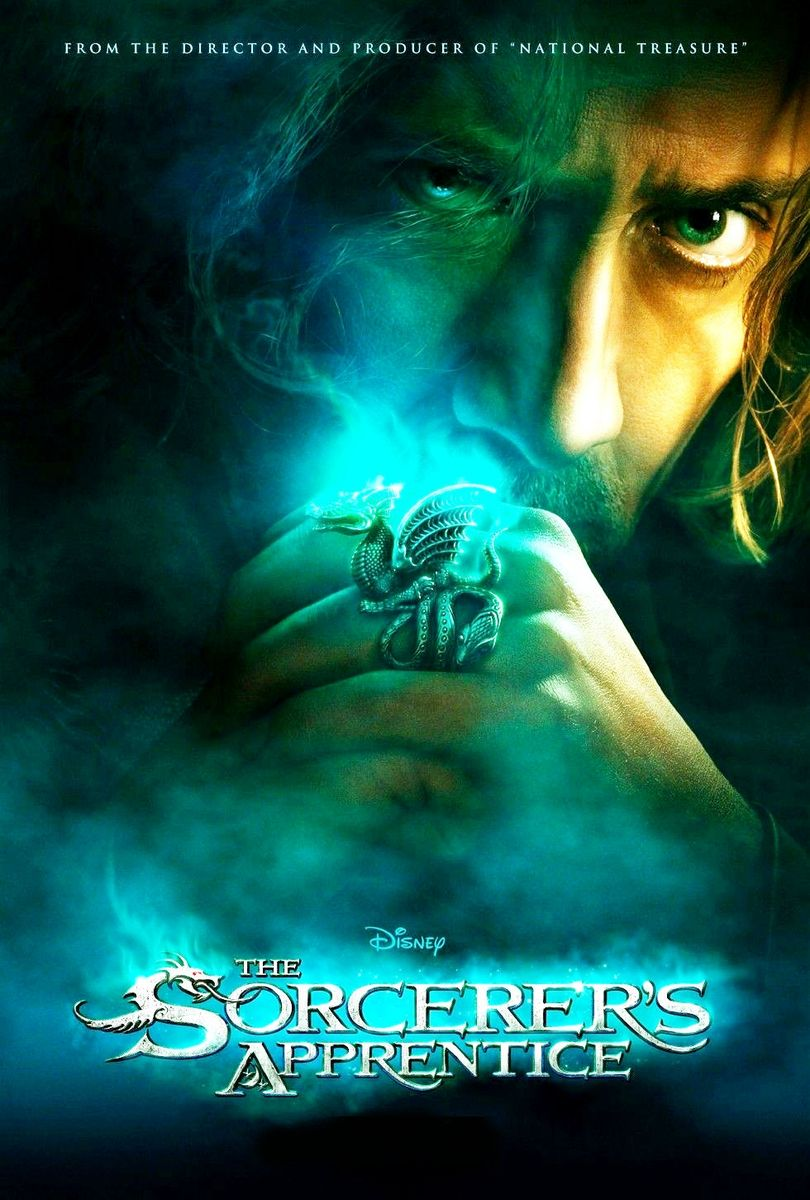 poster The Sorcerer's Apprentice (2010)