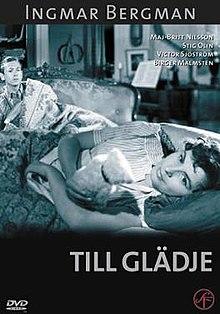 poster Till gladje (1950)