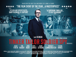 poster Tinker Tailor Soldier Spy (2011)