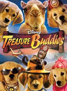 poster Treasure Buddies (Video 2012)