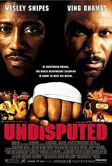 poster Undisputed (2002)