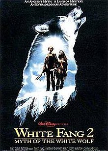 poster White Fang 2 Myth of the White Wolf (1994)