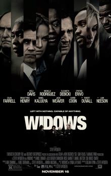 poster Widows (2018)