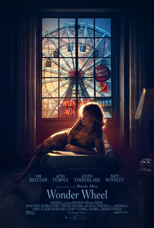 poster Wonder Wheel (2017)