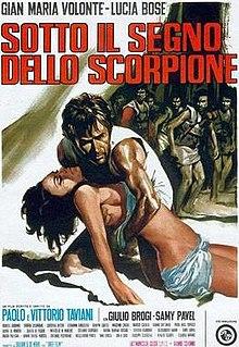 poster poster Sotto Il Segno Dello Scorpione (1969)