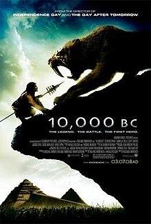 poster 10,000 BC (2008)