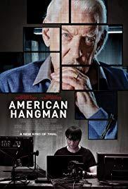 poster American Hangman (2019)