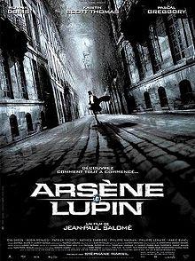 poster Arsene Lupin (2004)