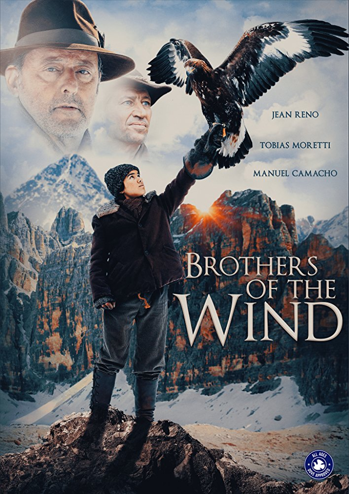 poster Brothers of the Wind (2015)
