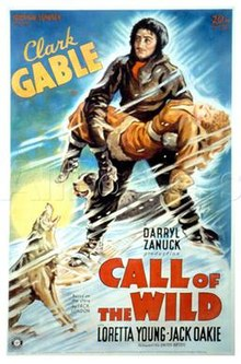 poster Call of the Wild (1935)