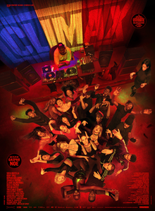 poster Climax (2018)