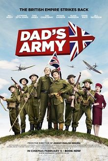 poster Dad's Army (2016)